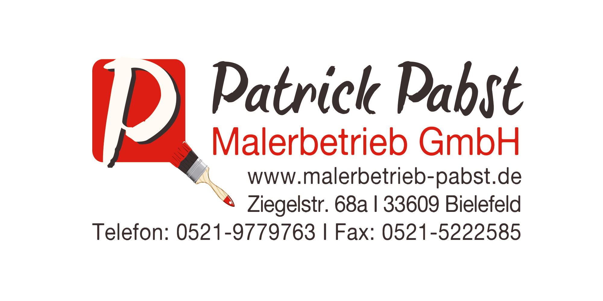 Malerbetrieb Patrick Pabst GmbH