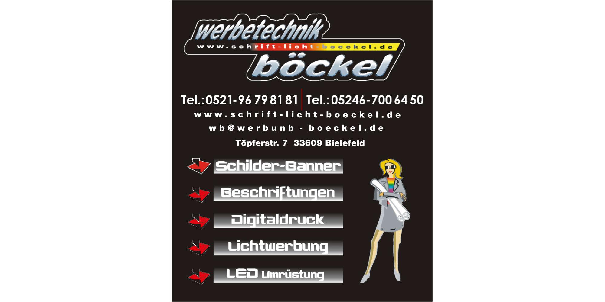 Werbetechnik Böckel